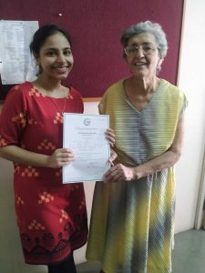 Montessori Mumbai Teacher Training Graduation 2020