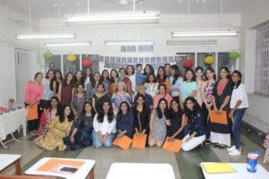 RTI Montessori Teacher Training Graduation 2018