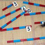Manipulating numbers - RTI Montessori Training