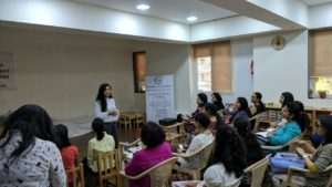 Sherin Mathews talk at RTI Montessori School