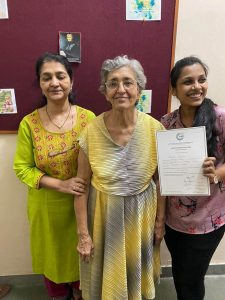 Montessori Mumbai Teacher Training Graduation 2020