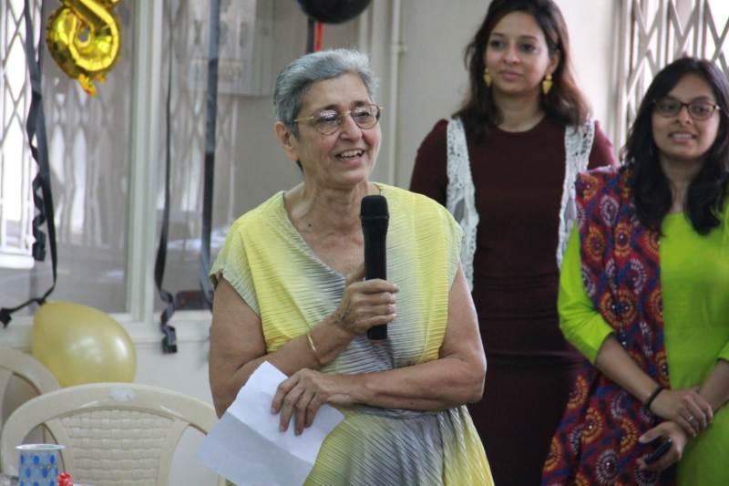 Zarin Malva - Montessori Teacher Training Mumbai Graduation 2019