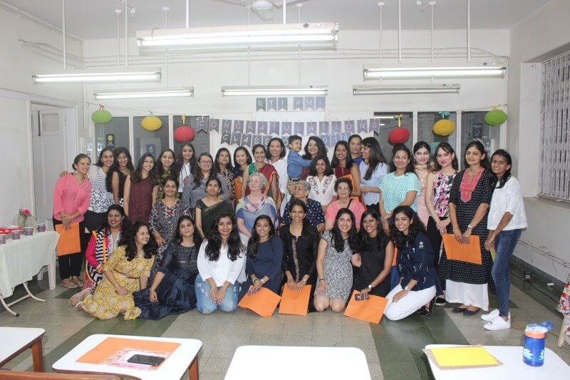 RTI Montessori Teacher Training Graduation 2018